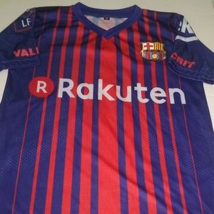 Other - Lionel Messi F.C. Barcelona Shirt Size 12